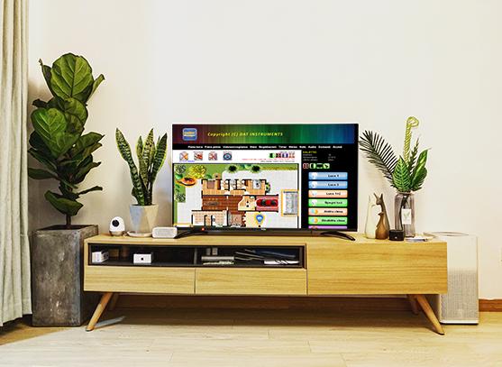 Il Salotto Tv.Salotto Tv Control Manager E Control Casa