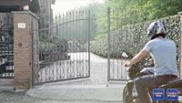 Control Casa, Control Manager, Accesso domotico, cancello automatico, EVO-Ride