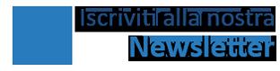 iscrizione newsletter domotica Control Casa e Control Manager