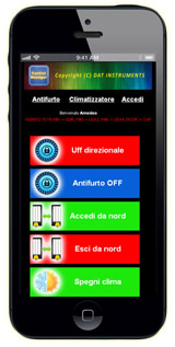 Control Manager, Comandi su iPhone, iPad, Android, PC e notebook. Home automation.