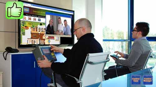 Control Casa, Control Manager, EVO-Persona, assistenza tecnica domotica remota