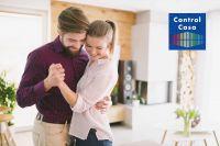 Control Casa, Domotica, casa intelligente, climatizzazione
