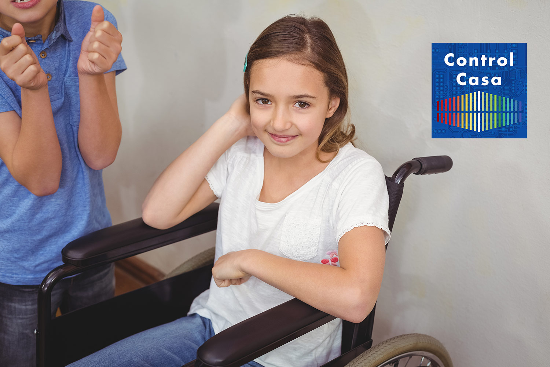 Control Casa, Domotica, Casa intelligente, Domitica e disabilità