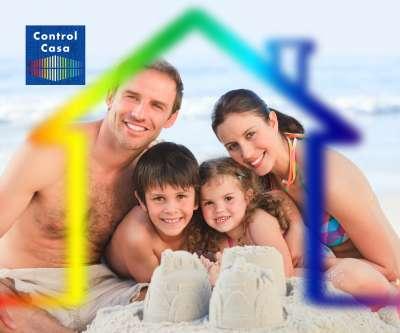 Control Casa, Domotica, Casa intelligente, impianto