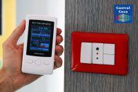 Control Casa, elettrosmog, domotica, casa intelligente, barriera onde elettromagnetiche, placca pulsanti