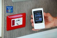 Control Casa, logo, domotica, impianto domotico, casa intelligente, smart home, onde elettromagnetiche, elettrosmog, presa