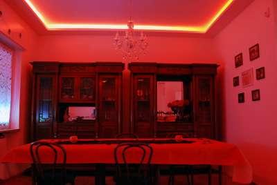 Control Casa, impianto domotico, domotica, elettrosmog, onde elettromagnetiche, sala da pranzo halloween, impianto domotico provincia di Varese