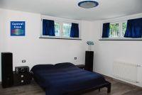Control Casa, impianto domotico, domotica, elettrosmog, onde elettromagnetiche, stanza blu, impianto domotico provincia di Varese