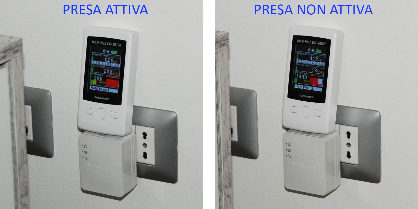 Control Casa, domotica, impianto domotico, elettrosmog, onde elettromagnetiche, ripetitore WiFi, elettrosmog degli elettrodomestici