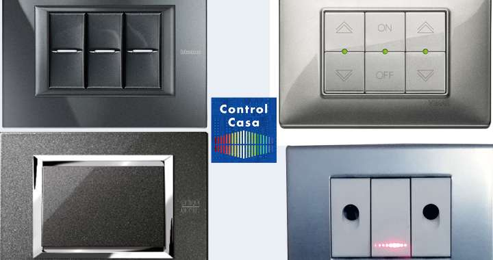 Control Casa, domotica e design, impianto domotico Varese, elettrosmog